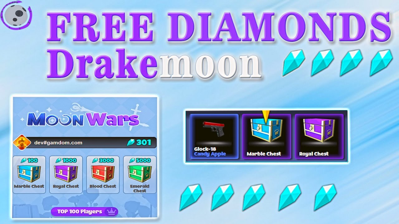 drakemoon giveaway