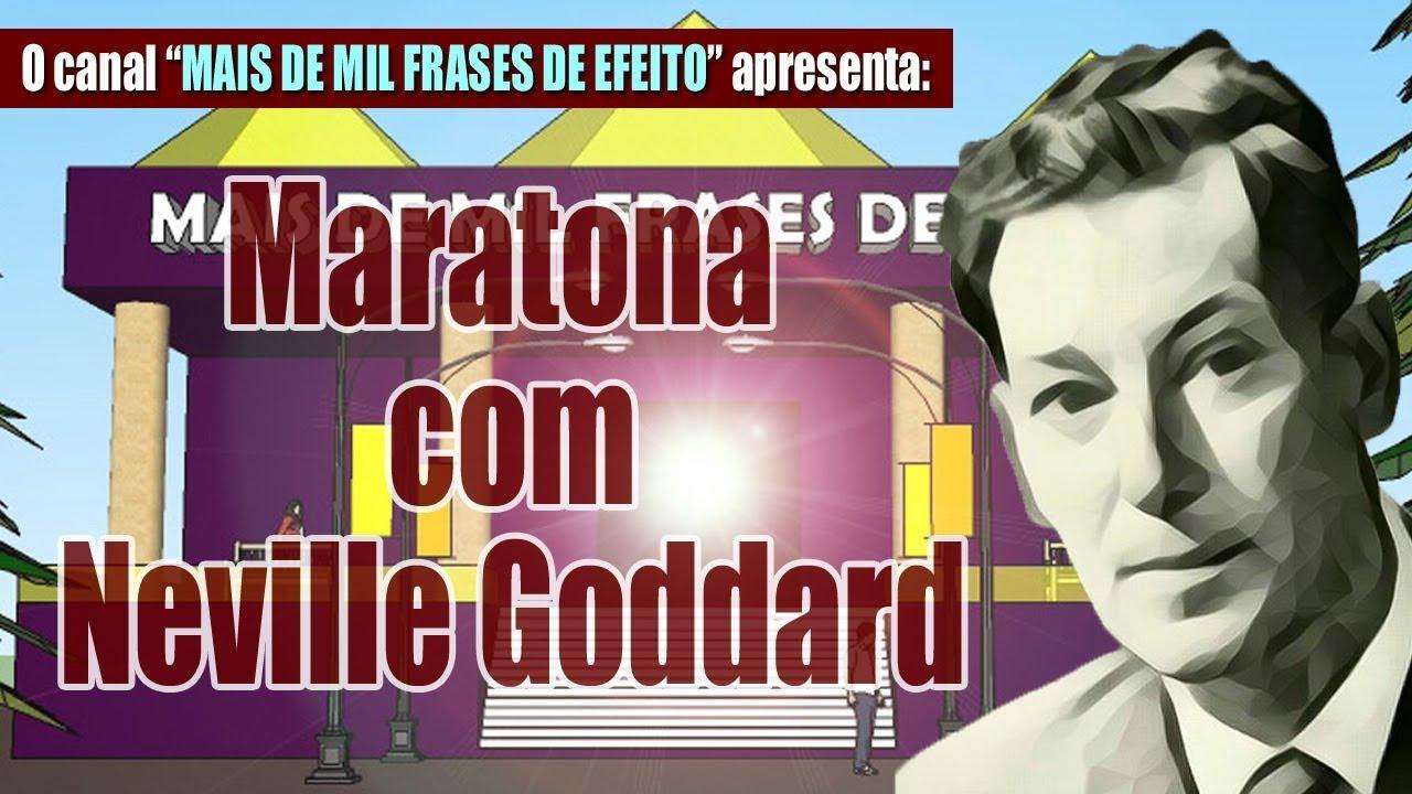 Maratona Com Neville Goddard Youtube