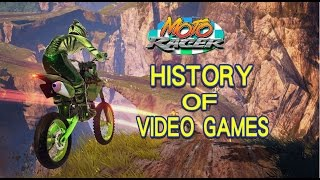 History of Moto Racer (1997-2016) - Video Game History