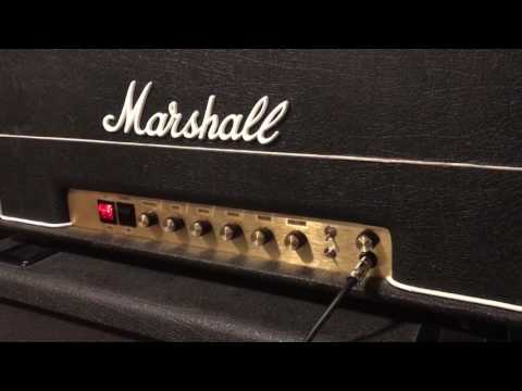 1977 Marshall JMP 100 watt Mark Cameron Aldrich mod