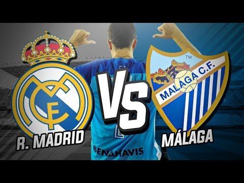 Real Madrid vs Málaga CF (3-2) | Jornada 13 Liga Santander 2017/18 | Post-Partido
