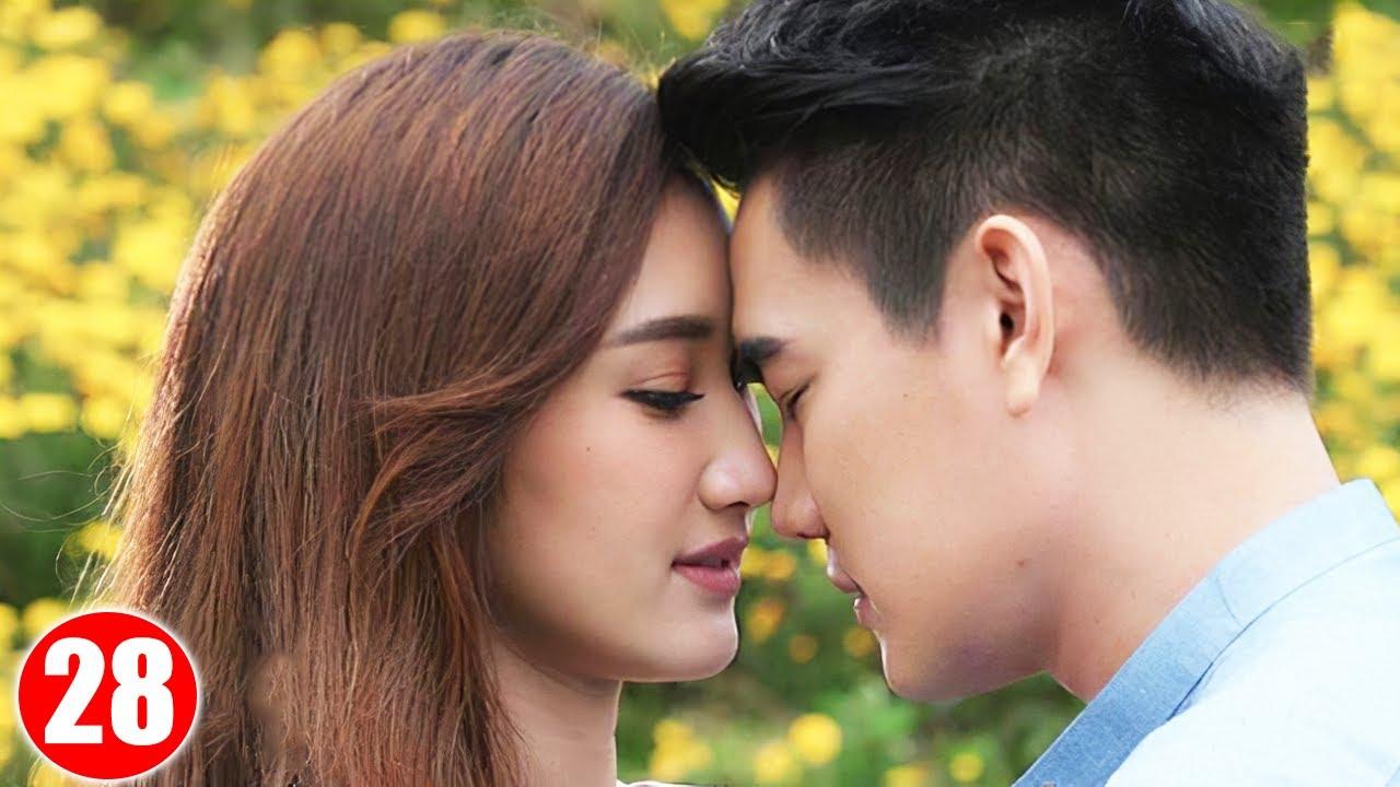 Vợ Lớn Vợ Bé - Tập 28   Phim Tình Cảm Thái Lan Mới Nhất 2021   Phim Hay 2021