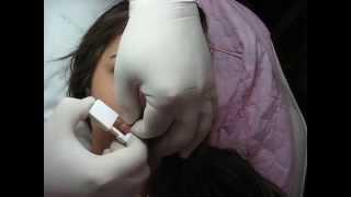 Piercing buza salon piercing Zarescu Dan 0745001236 Arhiva 2004 http://www.machiajtatuaj.ro