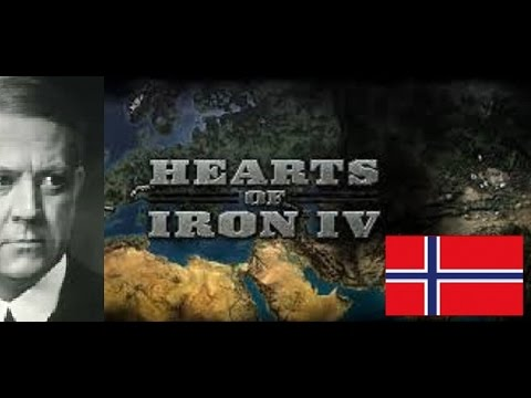 Hearts of Iron IV - Fascist Norway (mod) 5