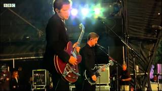 06  Obstacle 1  Interpol Glastonbury 2014