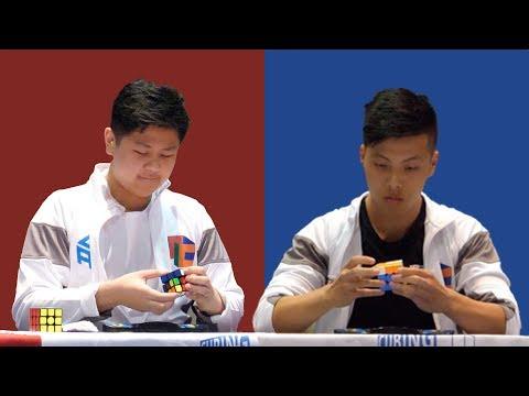 CubingUSA Nationals 2017 3x3 Finals!