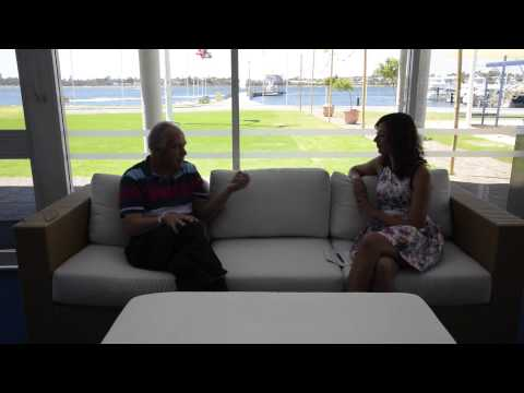Celebrity Chat E1 - Professor David Marshall and Dr. Jackie Raphael