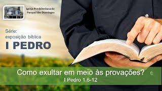 I. P. Pq. São Domingos - 28/07/2019 - Como exultar em meio às provações?