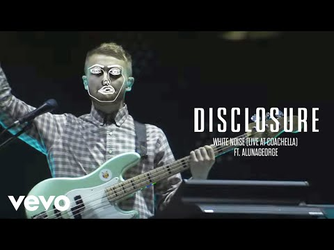 Disclosure  White Noise  At Coachella ft AlunaGeorge