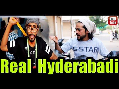 Real Hyderabadi || Best Hyderabadi Comedy Video || Actor Abdul Razzak || DJ Adnan Hyd