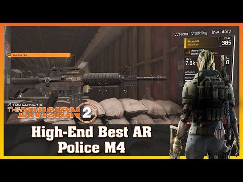 division 2 best ar