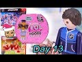 Day 13 ! LOL Surprise - Playmobil - Schleich Animals Christmas Advent Calendar - Cookie Swirl C