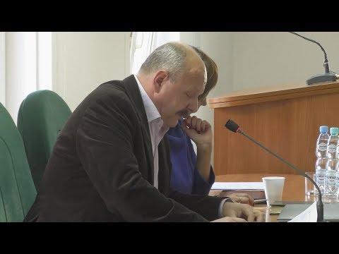 Sesja Rady Powiatu Szczecineckiego [2018.02.12]