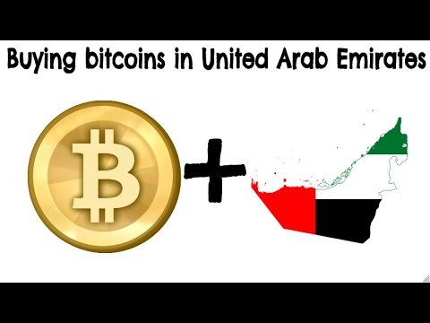 HOW TO BUY BITCOIN IN THE UNITED ARAB EMIRATES?
