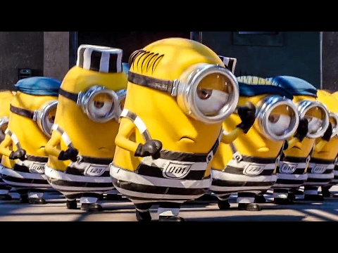 Thumbnail: DESPICABLE ME 3 'So Good To Be Bad' TV Spot Trailer (2017) Minions