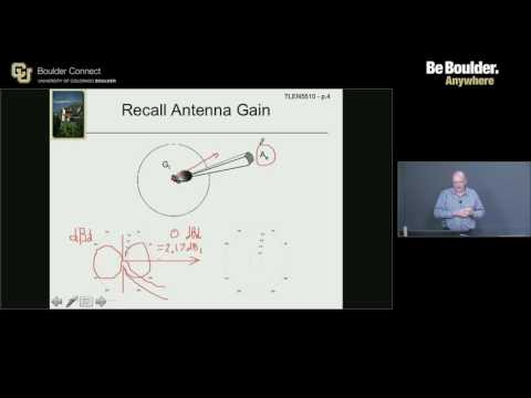 TLEN 5510 Wireless and Cellular Communications - Sample Lecture