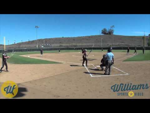 Mt. SAC Softball vs La Verne University  -  10/9/15