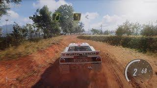 DiRT Rally 2.0 - Lancia 037 Evo 2 - Rally Australia Gameplay [4K 60FPS]