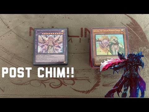 Dream Mirror Deck Profile Post CHIM!!! Is this just a Dream or is it a Fantasy?!