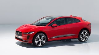 Jaguar i-Pace revealed: the electric SUV is here