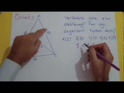 Geometri Konu Anlatımı - şenol Hoca Şenol Hoca Matematik