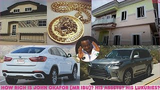 How rich is John Okafor Mr Ibu  All Mr Ibus Assets Mansion Cars  Luxuries
