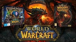 World of Warcraft Battle Chest unboxing