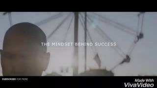 mindset behind success