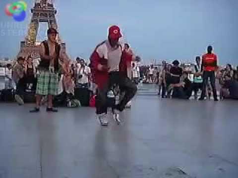 Michael Jackson Tribute Trocadero Paris