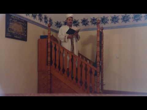 Uygulamalı Hutbe duaları videosu