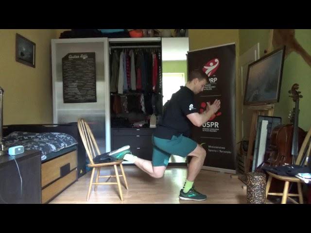 Ćwiczenia – skoczność i ochrona stawów