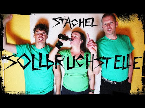 """Stachel - """"Sollbruchstelle"""" Attack Records - Official Music Video"""