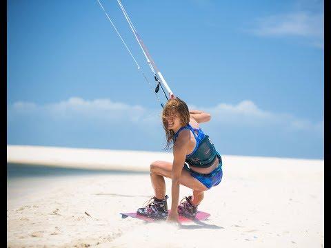 Kitesurf : Jericoacoara kitesurfing 2018