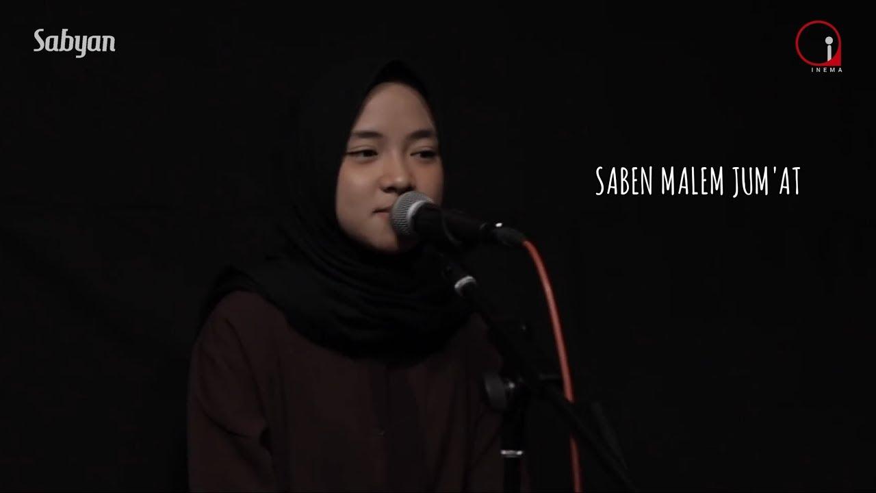 Download SABEN MALEM JUM'AT - SABYAN (Lirik Music Video) Download Mp3