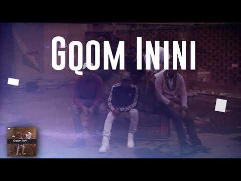 2018 Gqom Instrumental Distruction Boyz Type beat Gqom Inini