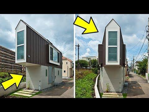Все смеялись над этим странным и маленьким домом, пока не увидели его изнутри