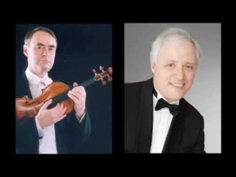Franck: Violin Sonata in A major - Gérard Poulet (Live)