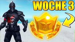 Woche 3 ⭐ GEHEIMER Battle pass Stern | Fortnite Season 10 Deutsch
