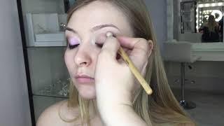 Свадебный макияж. Видео урок. Wedding makeup tutorial.