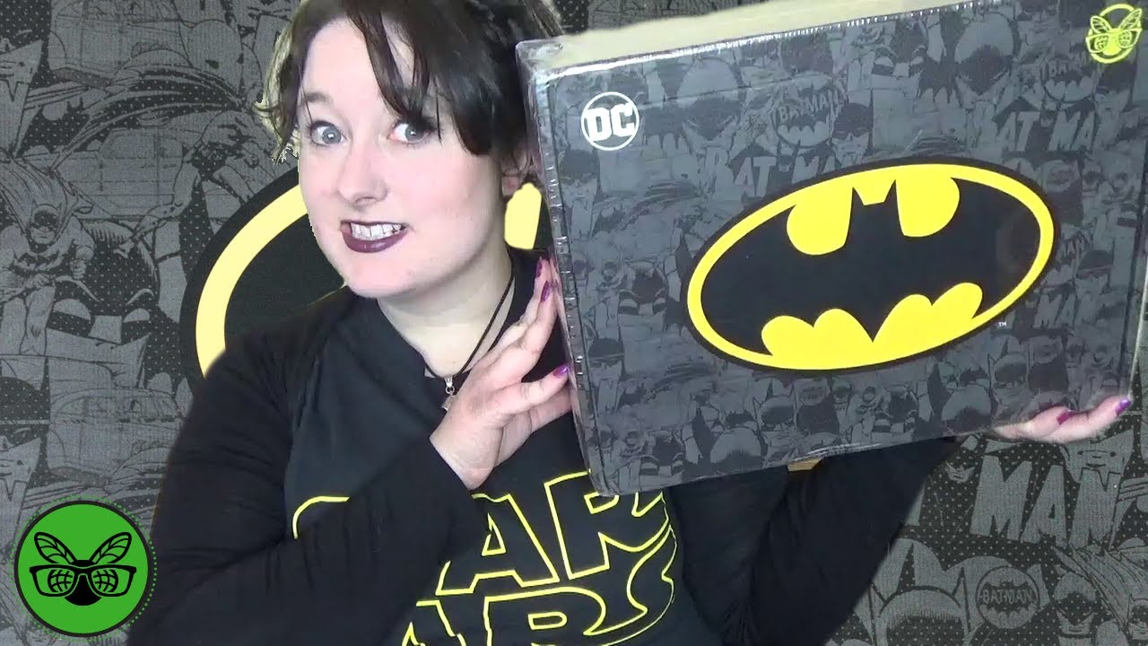 CultureFly World's Finest Batman 80th Anniversary Unboxing!