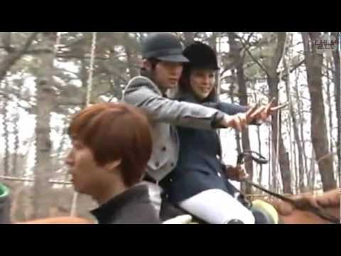 Park Yoochun & Han Jimin - RP BTS moments' collection Part 3.avi
