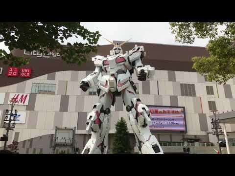 A GIANT ROBOT - GUNDAM Statue 2018