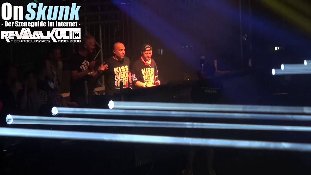 Charly Lownoise & Mental Theo LIVE @ Ziegelei Retro Revival Rave 2013