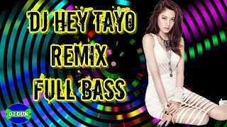 Download DJ HEY TAYO - VOCAL AJENG PRO D COVER REMIX