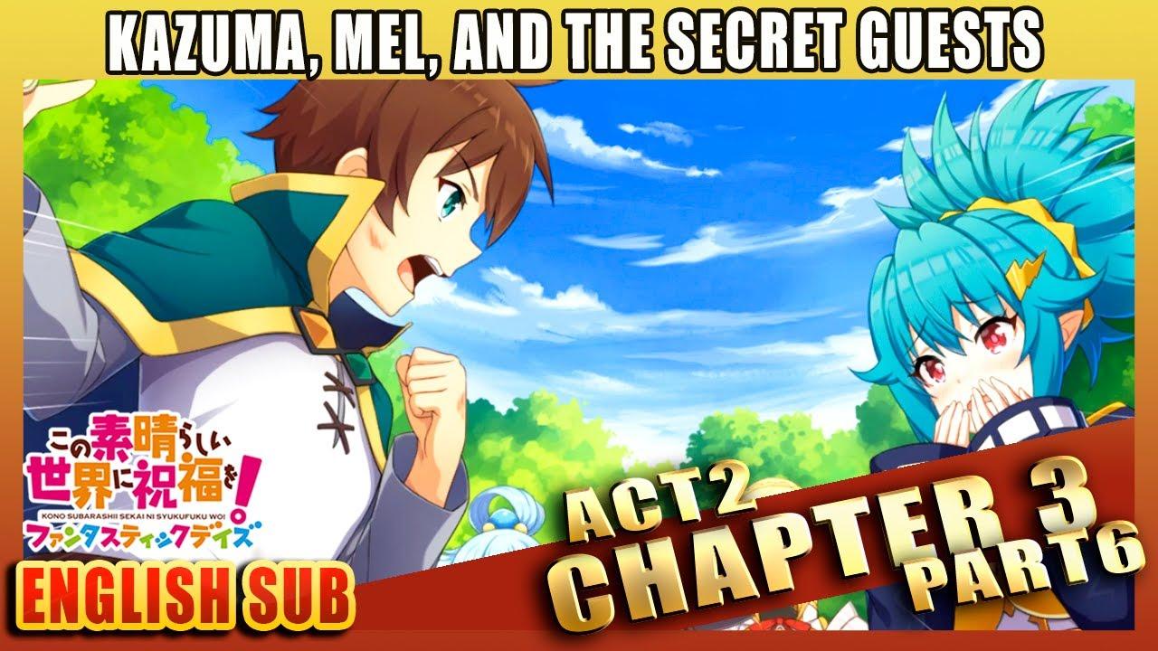 KONOFAN | MAIN STORY | ACT 2 | Chapter 3 Part 6