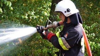 Turek: Pożar lasu na Grabieńcu