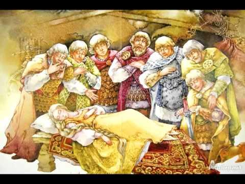 Викторина по сказке Пушкина Сказка о мертвой царевне и