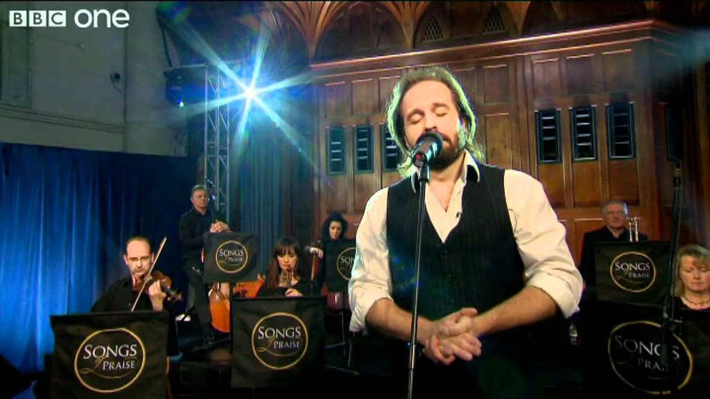 Alfie Boe Performs Bring Him Home From Les Miserables Songs Of Praise Bbc One Youtube