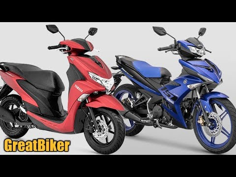 Yamaha ประกาศกร้าว พร้อมส่งรถใหม่ 5 รุ่นเปิดตัวในไทยปี 2019 นี้!!!