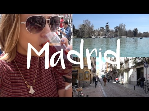 MADRID Surprise Family Holiday! | Hannah Witton